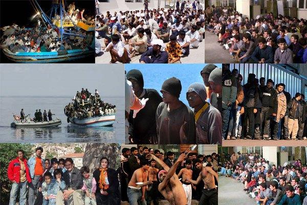 Σε στρατό κατοχής μετατρέπονται οι (λαθρο)μετανάστες…