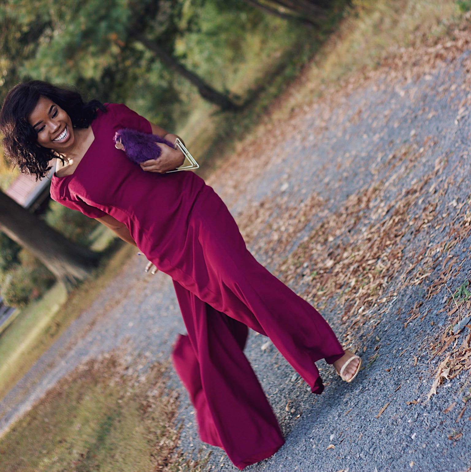 A MILLION REASONS TO BE THANKFUL | STYLING THE COLOR PURPLE