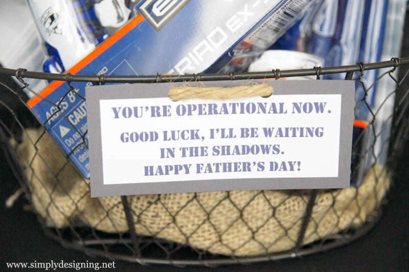 Jack Ryan: Shadow Recruit Father's Day Gift Idea + Printable | #JackRyanBluRay #shop #printable #fathersday #fathersdaygift