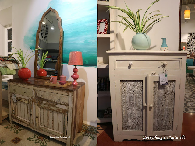 rustic furniture - everything in nature