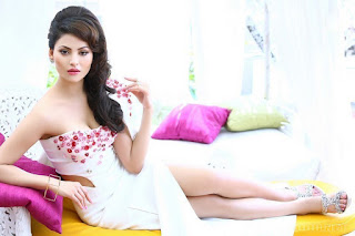 Urvashi Rautela Smooth Legs
