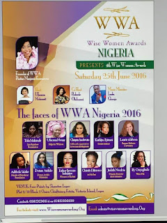 2016 recipients of the Wise women awards