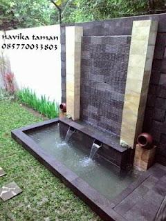 TUKANG PEMBUATAN KOLAM MINIMALIS | PEMBUATAN WATERWALL | PEMBUATAN KOLAM NUANSA ALAM | JASA TUKANG TAMAN