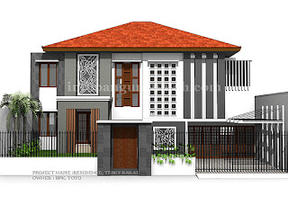 5 desain arsitektur rumah minimalis - inspirasi desain