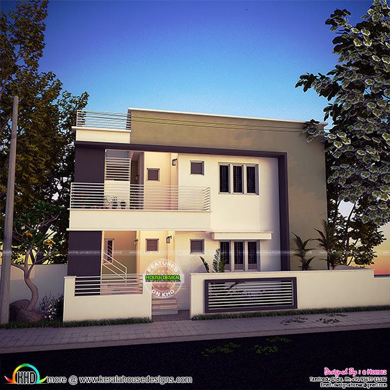 4 bedroom modern home 178 sq-m
