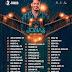 Agenda de Shows Junho 2018 - Jonas Esticado