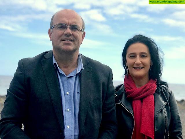 Carmen Acosta, candidata socialista a la alcaldía de Tazacorte con el respaldo unánime de la asamblea local