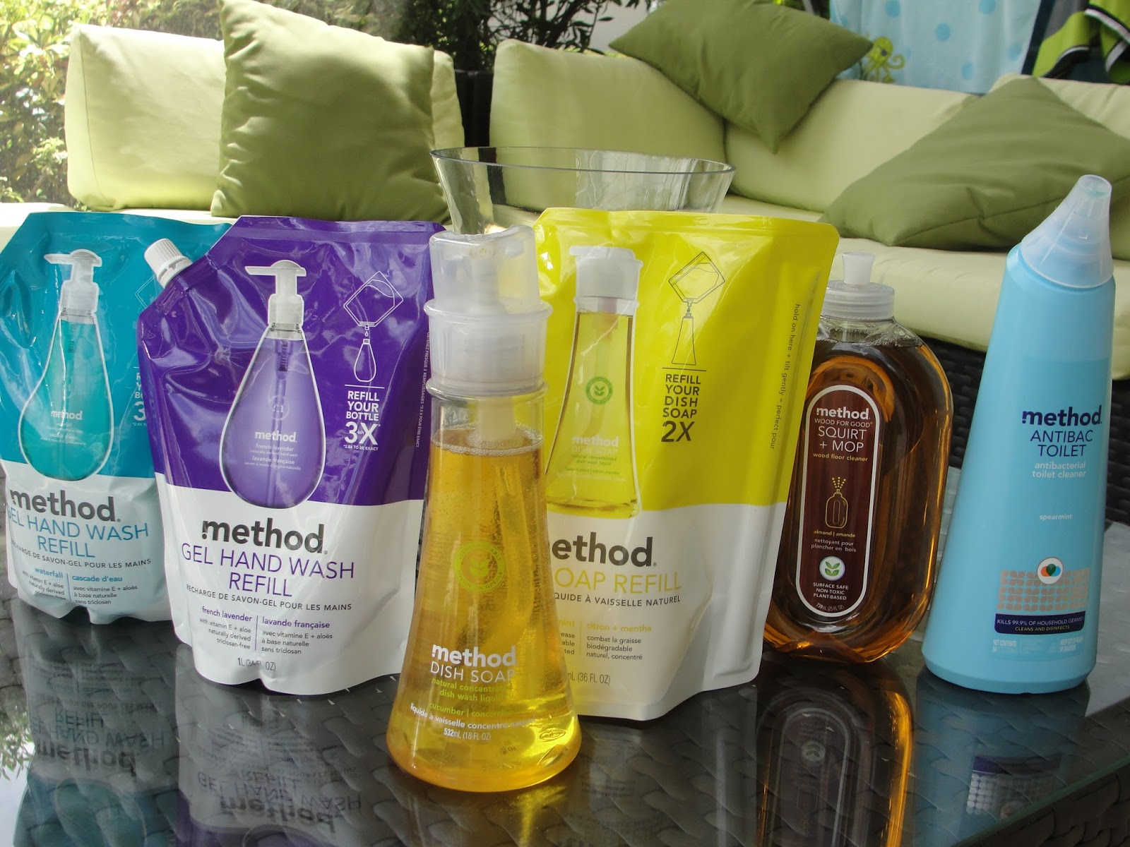 Cruelty Free Body Wash Amp Household Cleaner By Method
