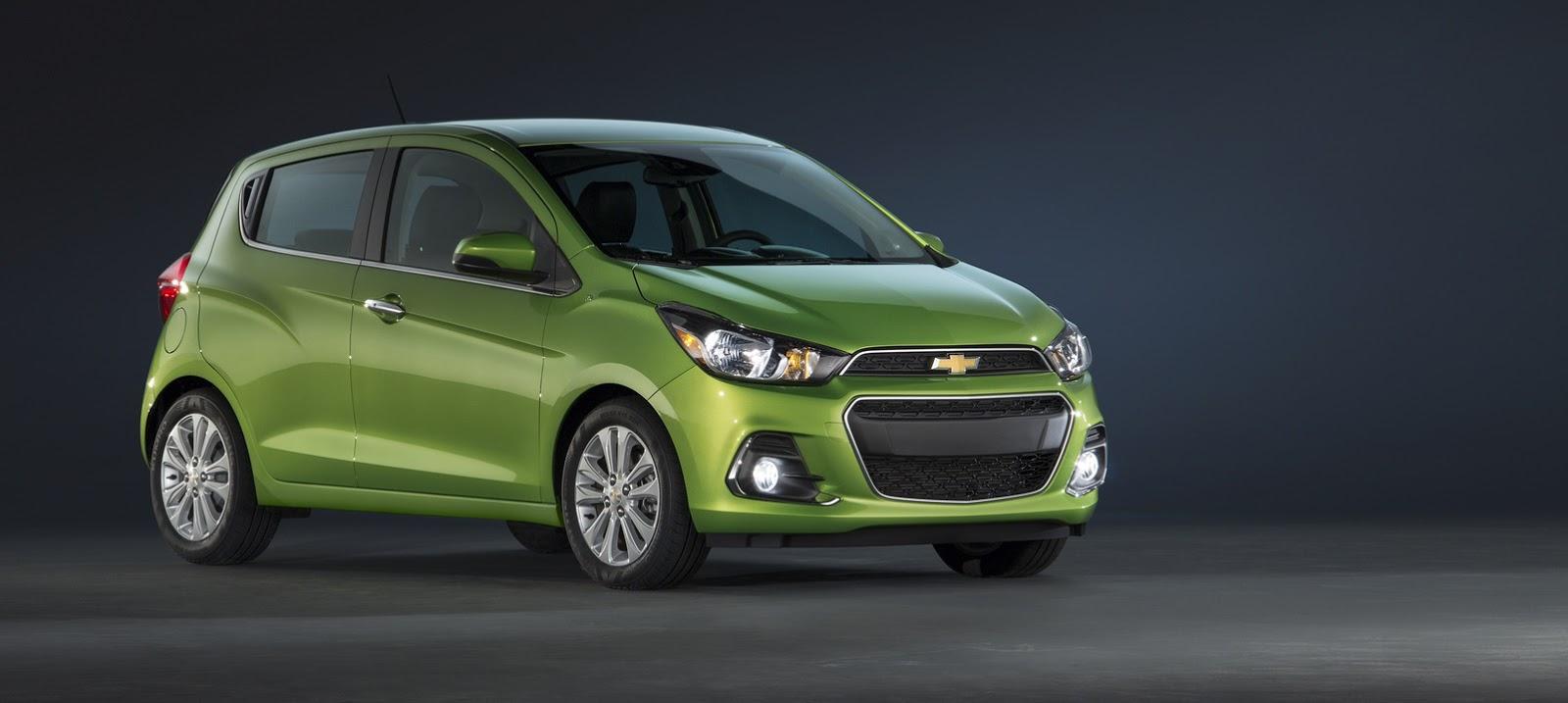 Chevrolet Spark (2016) 5