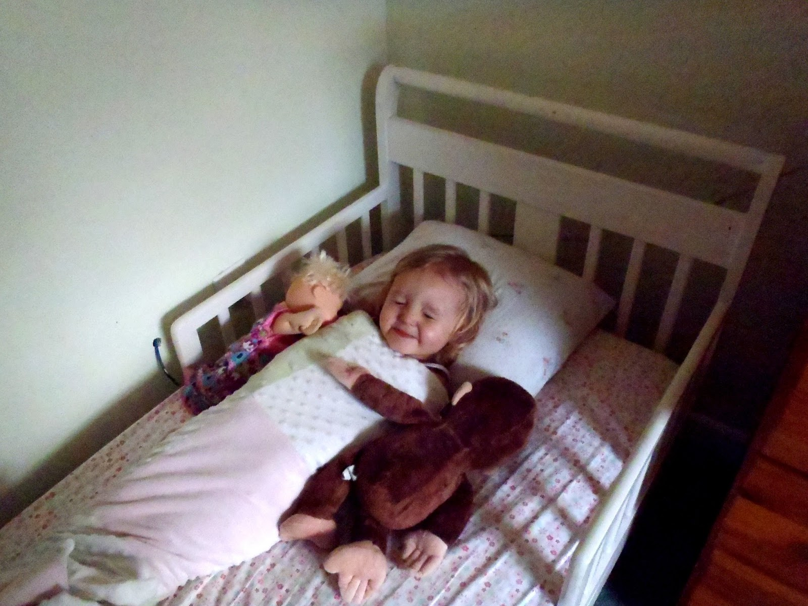Big Girl Bed Turning It Home