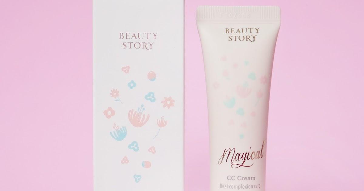 Sasyachi Beauty Diary: BEAUTY STORY - MAGICAL CC CREAM REVIEW
