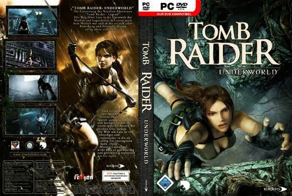 تحميل لعبة Tomb Raider Underworld من ميديا فاير