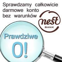 Sprawdzamy konto za 0 w Nest Banku