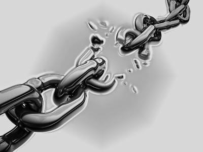 broken habit chain