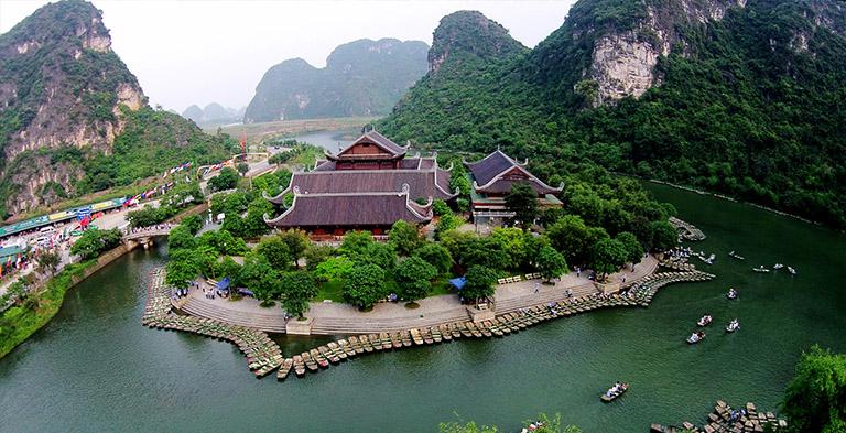 Vietnam, Tràng An Landscape Complex Heritage Site