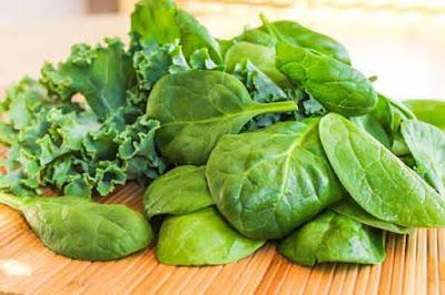 الخضروات الورقية أفضل علاج لرائحة الفم