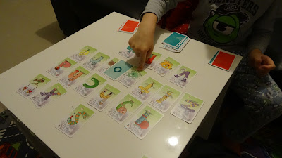 Les alphas se transforment - Jeu de cartes