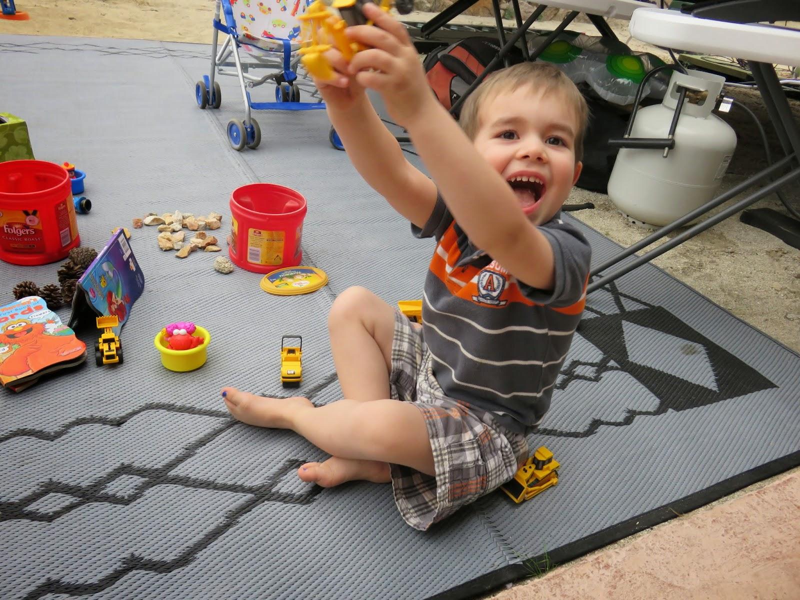 RV Voyageur: A Fun Filled Seven Days....