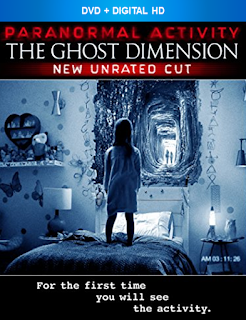 Paranormal Activity: The Ghost Dimension UNRATED [2015] [DVD5] [Latino]