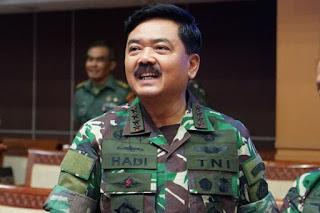 Panglima TNI: Profesionalitas TNI-Polri Kunci Keberhasilan Pemilu