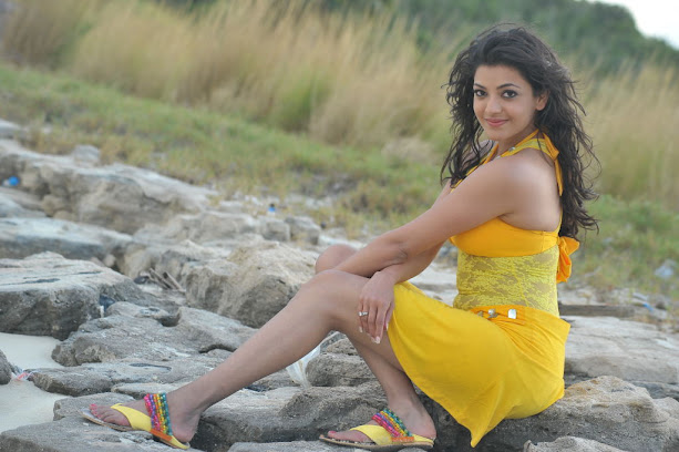 Kajal Agarwal Spicy Picture Stills