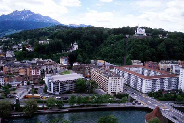 Lucerna – Suiça