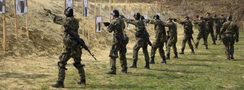 У Польщі почали масове будівництво місцевих стрільбищ