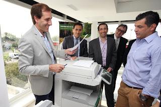 El municipio de La Plata usará una impresora ecológica