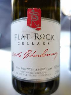 Flat Rock Chardonnay 2016 (88+ pts)