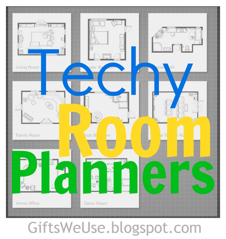 Techy House: Gifts We Use: Techy Tuesday: Techy Room Planners