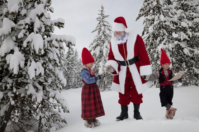 winter magic photo series