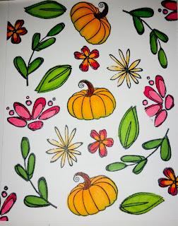 Petals from Scratch - Fiskars
