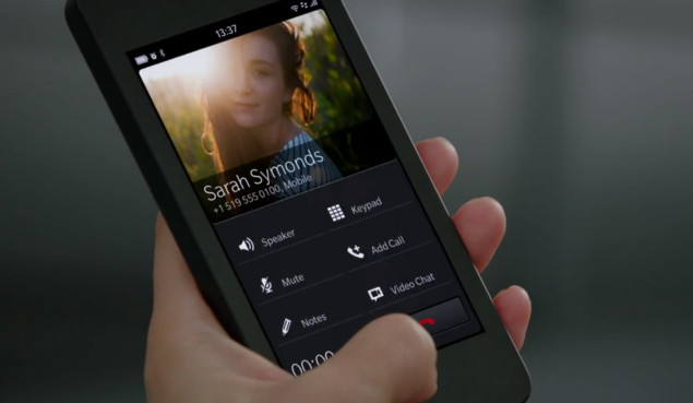 Gambar Blackberry 10 Naples N- Series