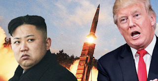 World War 3: North Korea claims Trump has 'lit the wick of WAR' – threatens 'HAIL OF FIRE'