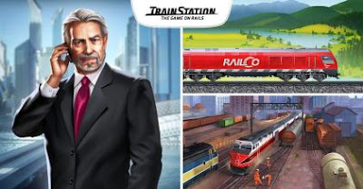 TrainStation - Game On Rails APK