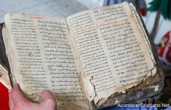 Biblia en arameo