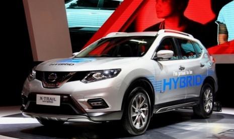 Nissan New X-Trail Hybrid