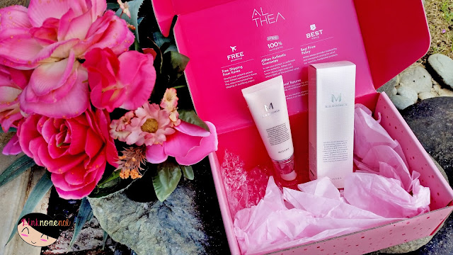 Unboxing Missha BB Boomer Althea PH pinknomenal.com