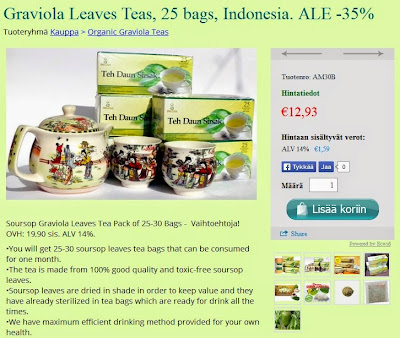 http://graviola.fi/osta-graviolaa/#!/Graviola-Leaves-Teas-25-bags-Indonesia-ALE-35/p/34600017/category=8836001