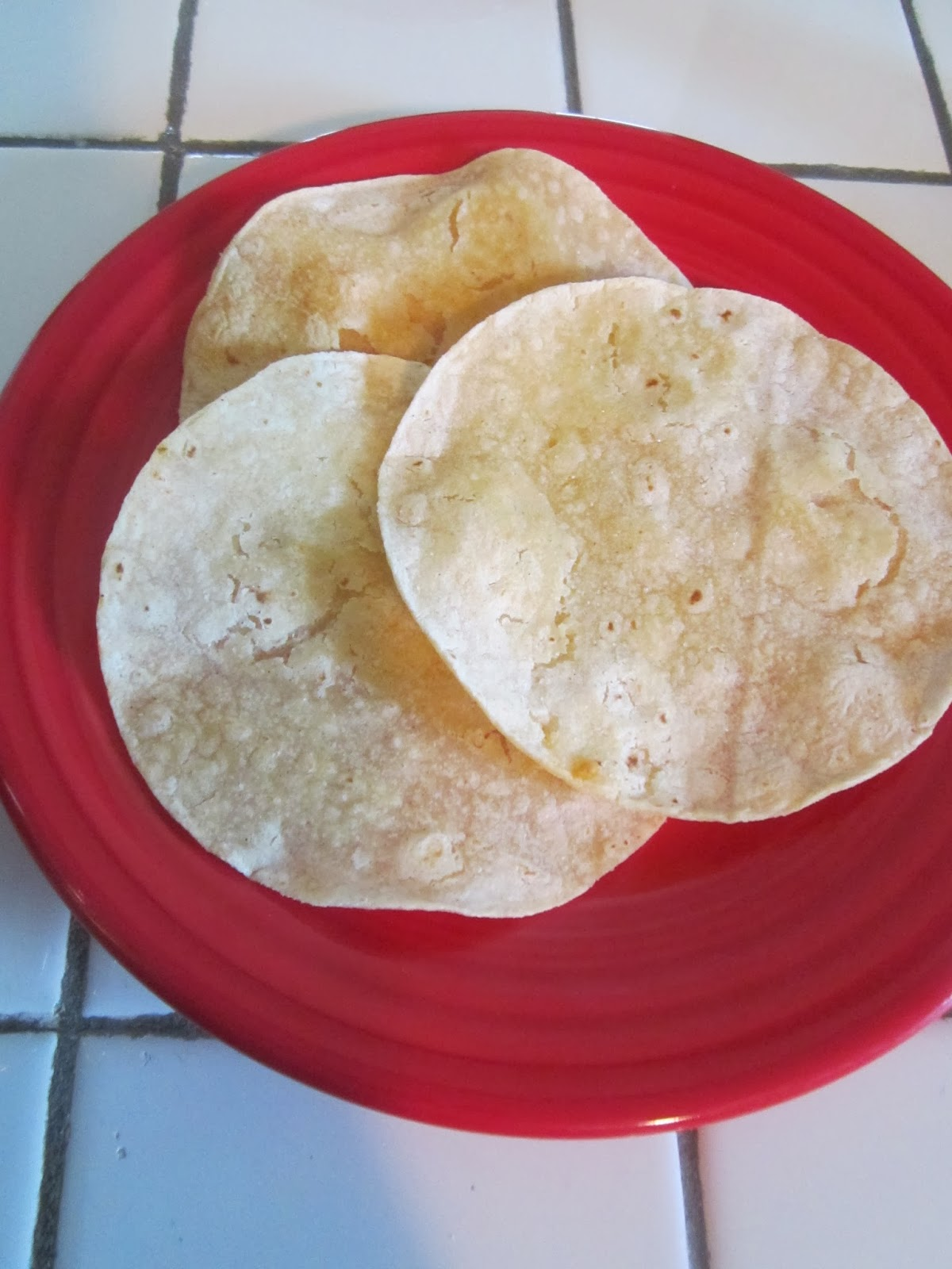 how to make corn tortillas crispy in the oven