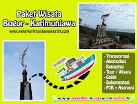 Jual Paket Wisata Bogor ke Karimunjawa