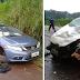 Acidente deixa 3 feridos na rodovia SP-215