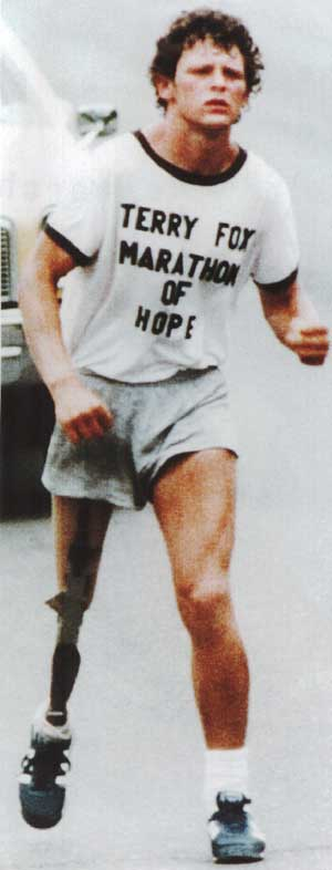 when my 3-year-old asks me     Where   s Terry Fox DaddyTerry Fox Poster