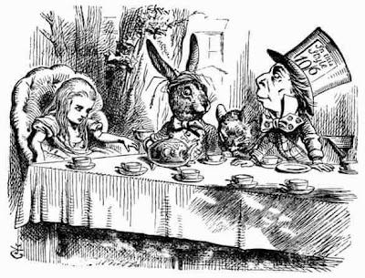 Illustrazione di John Tenniel