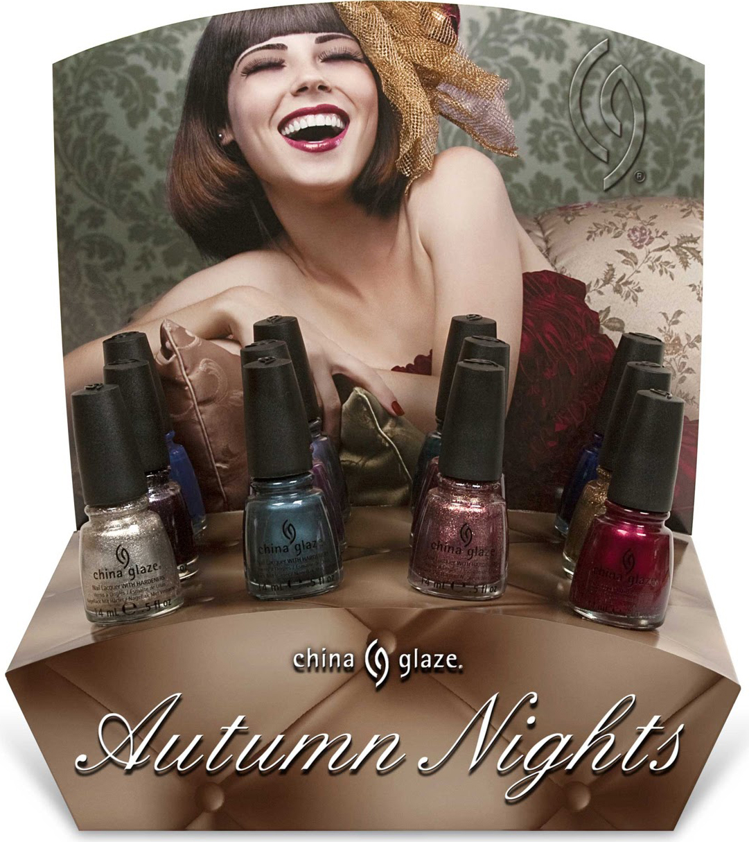 China Glaze Autumn Nights (Fall 2013)