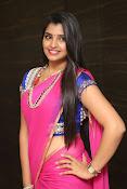 syamala sizzling saree stills-thumbnail-14