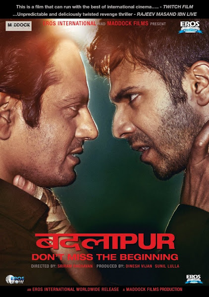 Poster of Badlapur 2015 720p Hindi HDRip Full Movie Download