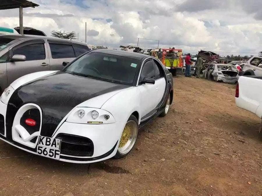 Custom Made Bugati Veyron