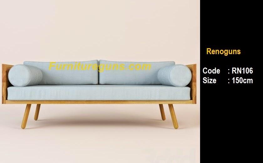 Sofa Modern Retro Vintage Meja