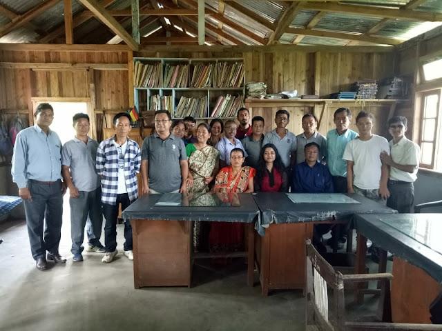 Mungpoo Cinchona  Divisional Office reopened